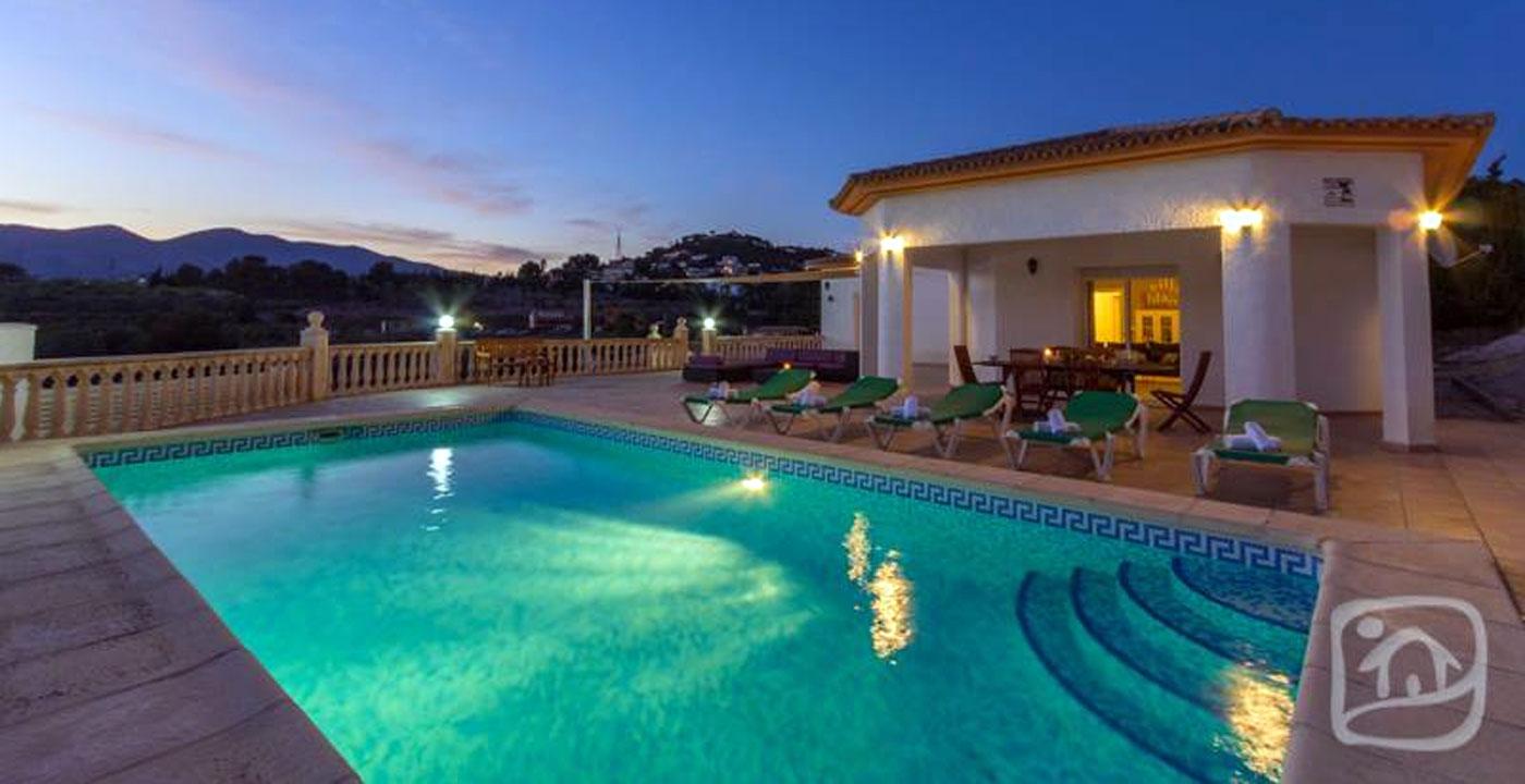 Villa Blanca is